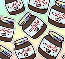 Nutella by Locombiana