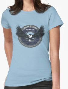 Avatar's Wan Shi Tong Library Logo Womens Fitted T-Shirt