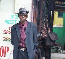 Jamaican Sapuer by Ola Solanke
