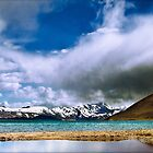 Lake Tso Moriri by soumen