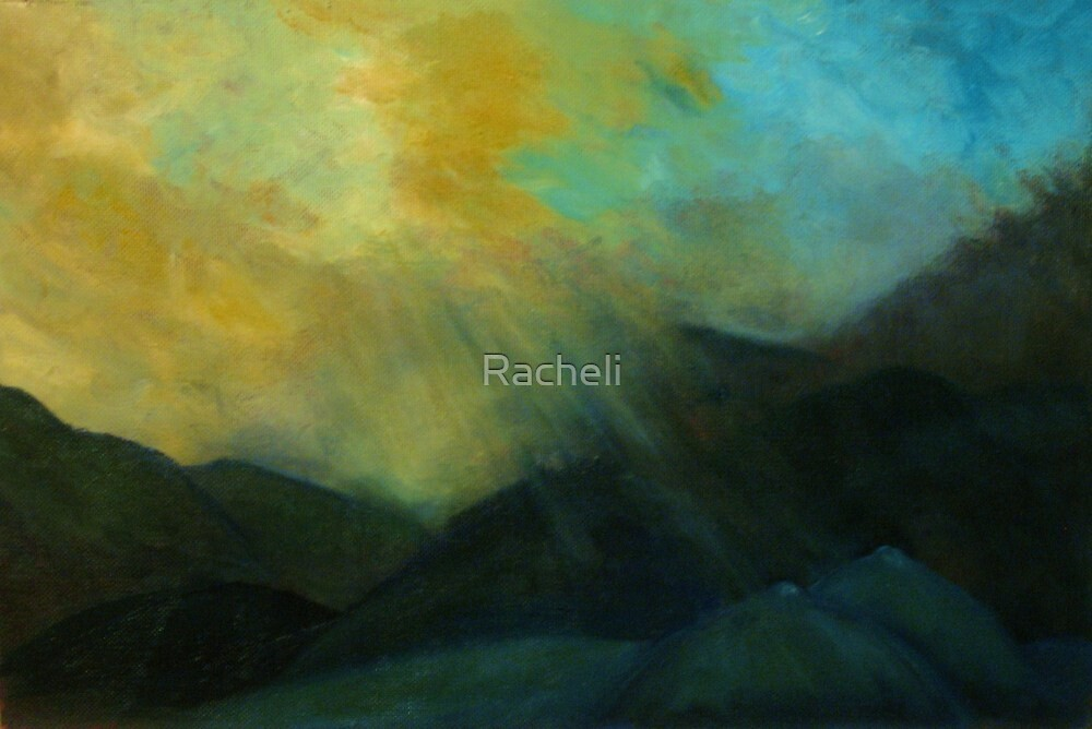 Rays by Racheli