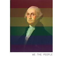 Support Marriage Equality Photographic Print