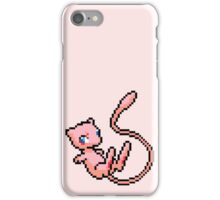 Pixel Mew iPhone Case/Skin