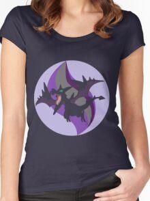 Mega Charm Mega Aerodactyl Women's Fitted Scoop T-Shirt