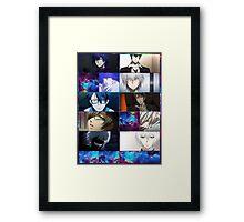 Hot anime guys!!! Framed Print