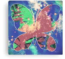 Butterfly #5 Canvas Print