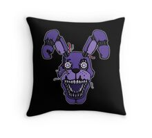 Five Nights at Freddy's - Nightmare Bonnie Throw Pillow