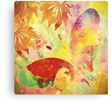Butterfly #7 Canvas Print