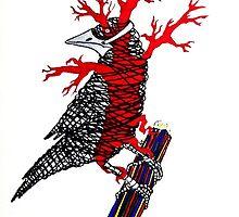 Bird Cage  by Rachel Carpenter