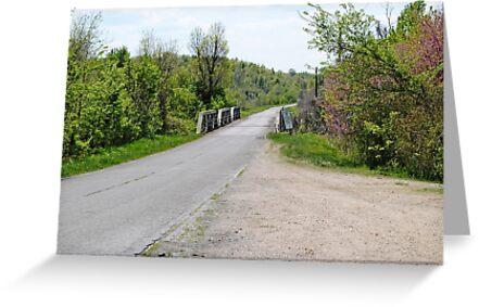 1923 Triple Pony-Struss Bridge by R.E Smith