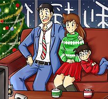 A Very Mouri Christmas by angelsoma