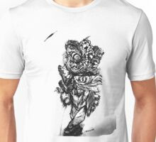 Traditional Hong Kong Lion dance Unisex T-Shirt