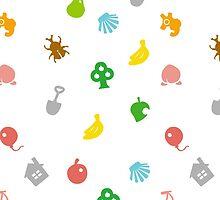 Animal Crossing Amiibo Card - Pattern by Stoofie