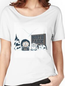 North Park Women's Relaxed Fit T-Shirt