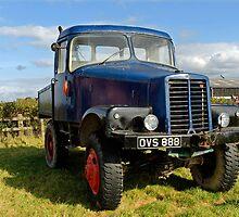 1946 Unipower Forester truck by buttonpresser