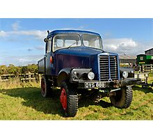1946 Unipower Forester truck Photographic Print