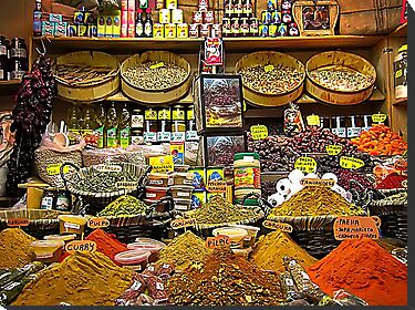 Spices by Maria  Gonzalez