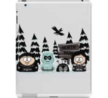North Park iPad Case/Skin