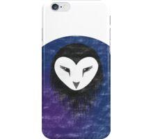 Iridescent Owl Spirit iPhone Case/Skin