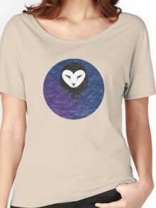 Iridescent Owl Spirit Women's Relaxed Fit T-Shirt