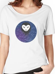 Iridescent Owl Spirit Women's Relaxed Fit T-Shirt