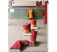 Monk shoes iPad Case/Skin