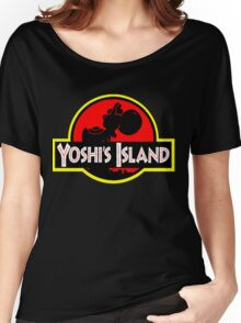 Yoshi's Island Women's Relaxed Fit T-Shirt