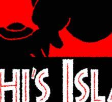 Yoshi's Island Sticker