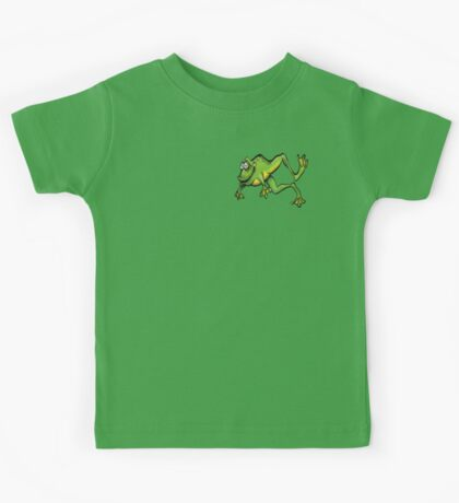 Frog Pocket Tee Kids Clothes