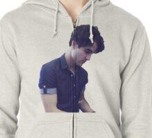 Darren Criss Zipped Hoodie
