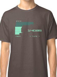 Metal Gear Solid 2 Codec (Green color) Classic T-Shirt