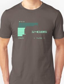 Metal Gear Solid 2 Codec (Green color) T-Shirt