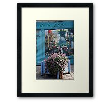 Art(ifice) Framed Print