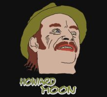 Howard Moon by mwmullins