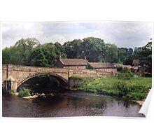 The River Beneath the Bridge. Poster