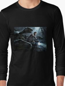 Jurassic World Long Sleeve T-Shirt
