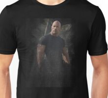Fast Five Hobbs Dwayne Johnson Unisex T-Shirt