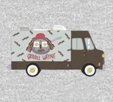 Lil Wayne Food Truck - Griddle Wayne by HHHDesigns