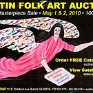 SLOTIN FOLK ART AUCTION by Frances Perea