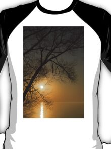 The Rising Sun and the Tree T-Shirt