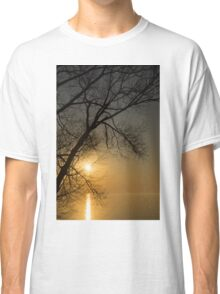 The Rising Sun and the Tree Classic T-Shirt