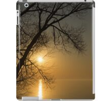 The Rising Sun and the Tree iPad Case/Skin