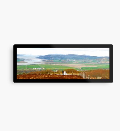 Inishowen Wedding - Donegal Metal Print