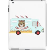 Kanye West Asada - Food Truck iPad Case/Skin