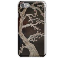 Chocolate Blossoms iPhone Case/Skin