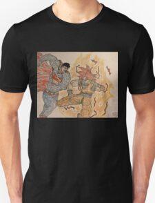 Goku VS Superman T-Shirt
