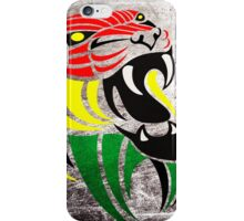 Lion Reggae Colors Cool T Shirts Prints and Stickers iPhone Case/Skin