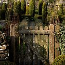 Potager Gate - Barnsley House by Daisy-May