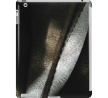 Vintage Italian Black Leather iPad Case/Skin