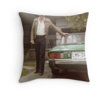 Lock Up Your Daughters..... Throw Pillow